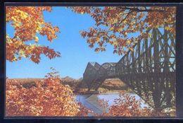 Canada. QC - Quebec. *Le Pont..* Nueva. - Québec - La Cité