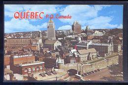 Canada. QC - Quebec. *Joli Coup D'oeil..* Nueva. - Québec - La Cité