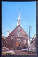 Canada. QC - Quebec. *Église Notre-Dame-des-Victoires...* Nueva. - Québec - La Cité