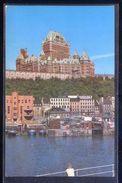 Canada. QC - Quebec. *Le Château Frontenac...* Nueva. - Québec - La Cité