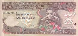 ETHIOPIA 10 BIRR 2015 P-48f  UNC */* - Ethiopie
