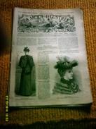 Journal De Famille _La Mode Illustrée No 52 ( Avec Planche De Tapisserie ) ) 33em Année  25 Dec 1892 - 1850 - 1899