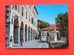 Cartolina Triora - Ospedale E Stazione Meteorologica - 1970 Ca. - Imperia