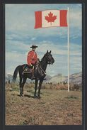 Canada. *Royal Canadian Mounted Police...* Escrita. - Canadá