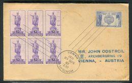 Hawaï - Enveloppe De Honolulu Pour L 'Autriche En 1937 - Ref D281 - Hawaii