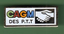 LA POSTE *** CAGM DES P.T.T *** 00102 - Mail Services