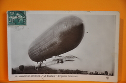 Locomotion Aérienne -Le Baldwin , Dirigeable Américain - ....-1914: Précurseurs