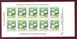 FINLANDE 1996  -YT N⁰ C1312 -  Fleur - Neuf ** - Nuevos