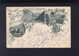 Bayern AK Oythal Wirtschaft Käseralp 1903 - Oberstdorf