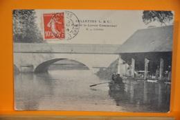 Cellettes - Le Pont Et Le Lavoir Communal - Frankreich
