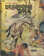 DE GOUDEN DOLK - COR RIA LEEMAN - VAN IN BELFORTREEKS Nr 1 - 1966 - Livres, BD, Revues