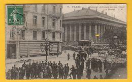 CPA-( 75.PARIS-)-6-Paris -Souvenir De L'année Terrible 1870-21.-la Bourse -C.M. - Francia