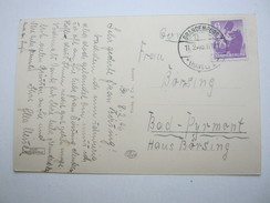 1946 , BRANDENBURG , Klarer Stempel Auf Ansichtskarte Des Ortes - Sowjetische Zone (SBZ)