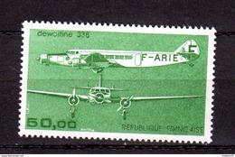 Timbres N° 60  Neufs - Poste Aérienne