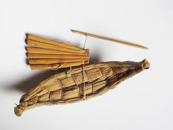 "Maquette Bateau Type ""Egyptien"" - Model Making"