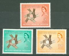 British Guiana: 1961   History & Culture Week     MH - British Guiana (...-1966)