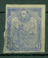British Guiana: KGVI Prepaid Letter Stamp   6c      Used - Brits-Guiana (...-1966)