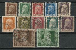 Bavaria. 1911. 90º Aniversario Del Príncipe Regente Luitpol - Bavaria