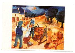 Dekeryver Le Pressage - Peintures & Tableaux