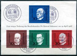 REPUBLIQUE FEDERALE ALLEMANDE - BF Y&T 3 - [7] République Fédérale