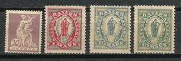 Bavaria. 1920. Bavaria Y Madone - Bayern
