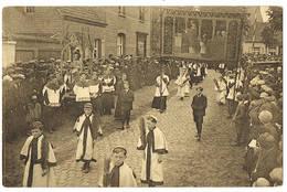 Hoogstraten: Processie Van Het Heilig Bloed; 1929 ( 2 Scans) - Hoogstraten