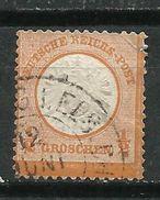 Alemania. Imperio. 1872. Águila En Relieve - Deutschland