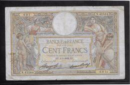 France 100 Francs Luc Olivier Merson - 4-1-1934 - Fayette N° 24-13 - TB - 1871-1952 Anciens Francs Circulés Au XXème