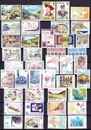 Andorra Kleine Verzameling Europa Zegels **, Zeer Mooi Lot 3777 KOOPJE, Bieden Vanaf 1 € - Postzegels