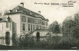 Hemiksem / Hemixem - Kasteel Scheid - Château Scheidt - Hemiksem
