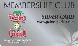 BULGARIA KEY CASINO Palms Merkur Casino - Casino Cards
