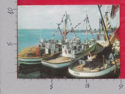 CARTOLINA VG BULGARIA - SOZOPOL - Le Port - Il Porto - 10 X 15 - ANN. 1975 - Bulgaria