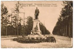 Camp De Bverloo, Chazal Denkmaal En Laan (pk41261) - Leopoldsburg