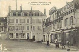 """- Dpts Div.-ref-VV801- Eure Et Loir - Nogent Le Rotrou - Poste - Postes - """" Au Bon Marche """" -"""" Bazar """"- Credit Lyonnais - Nogent Le Rotrou"""