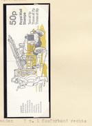 GROOT-BRITTANNIË - Michel - 1971/76 - Nr 562 C + 667 + 696 ( H-Blatt 81) - MNH** - Carnets
