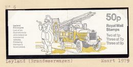 GROOT-BRITTANNIË - Michel - 1971/76 - Nr 562 C + 667 + 696 ( H-Blatt 80) - MNH** - Carnets