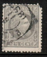 NETHERLANDS INDIES   Scott # 10 USED FAULTS - Netherlands Indies