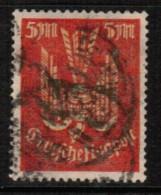 GERMANY  Scott # C 11 VF USED - Airmail
