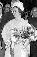 Postcard / ROYALTY / Belgique / Reine Fabiola / Koningin Fabiola / Aalst / 1963 - Aalst
