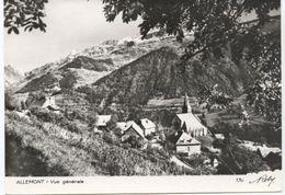 38..ALLEMONT  VUE GENERALE - Allemont