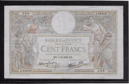 France 100 Francs Luc Olivier Merson - 1-12-1938 - Fayette N° 25-35 - TB - Bonds & Basic Needs