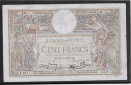 France 100 Francs Luc Olivier Merson - 20-10-1938 - Fayette N° 25-32 - TB - 1871-1952 Antiguos Francos Circulantes En El XX Siglo