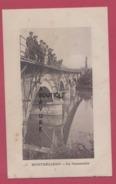 25 - MONTBELIARD----La Passerelle----animé - Montbéliard