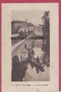 25 - MONTBELIARD----Le Grand Pont---animé - Montbéliard
