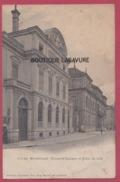25 - MONTBELIARD---Caisse D'Epargne Et Hotel De Ville----precurseur - Montbéliard