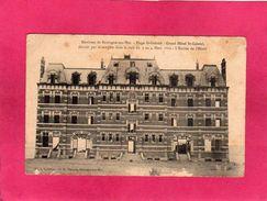 62 Pas De Calais, Environs De Boulogne Sur Mer, Plage St-Gabriel, Grand Hôtel St-Gabriel, Détruit, (L. Lefebvre) - Boulogne Sur Mer