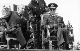 Postcard / ROYALTY / Belgique / Koning Boudewijn / Roi Baudouin / Melsbroek / 1964 / Meeting D'aviation - Steenokkerzeel