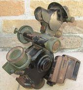 Optique Artillerie Allemande 1914-18 - 1914-18