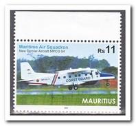 Mauritius 2017, Postfris MNH, Aeroplane - Mauritius (1968-...)
