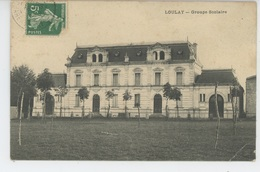 LOULAY - Groupe Scolaire - Francia